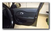 2014-2019 Kia Soul Plastic Interior Door Panel Removal Guide