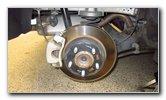 2014-2019 Kia Soul Rear Brake Pads Replacement Guide