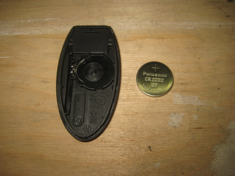 nissan murano replacement battery key fob guide