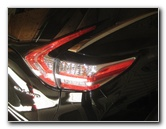 2015-2018 Nissan Murano Tail Light Bulbs Replacement Guide