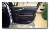 2015-2019 Ford Edge Interior Door Panel Removal Guide
