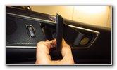 Ford Edge Interior Door Panel Removal Guide & Speaker ...
