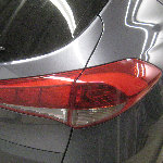 2016-2018 Hyundai Tucson Tail Light Bulbs Replacement Guide