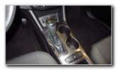 2016-2019 GM Chevrolet Cruze Transmission Shift Lock Release Guide