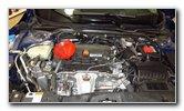 2016-2019 Honda Civic 2.0L I4 Engine Oil Change Guide