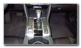 2016-2019 Honda Civic Transmission Shift Lock Release Guide