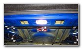 2016-2019 Honda Civic Trunk Light Bulb Replacement Guide