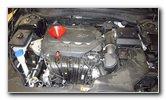 2016-2020 Kia Optima Theta II 2.4L GDI I4 Engine Oil Change & Filter Replacement Guide