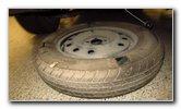 2016-2020 Kia Sorento Spare Tire Lowering Guide