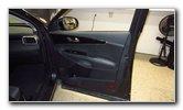 2016-2020 Kia Sorento Plastic Interior Door Panel Removal & Speaker Upgrade Guide
