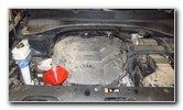 2016-2020 Kia Sorento 3.3L V6 Engine Oil Change Guide