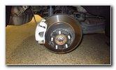 2016-2020 Kia Sorento Rear Brake Pads Replacement Guide