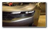 2016-2021 GM Chevrolet Camaro Headlight Bulbs Replacement Guide