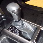 2016-2021 Toyota Tacoma Automatic Transmission Shift Lock Release Guide