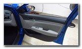 2017-2020 Hyundai Elantra Interior Door Panel Removal & OEM Speaker Upgrade Guide