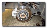 2017-2020 Hyundai Elantra Rear Brake Pads Replacement Guide