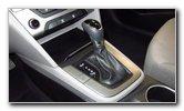 2017-2020 Hyundai Elantra Transmission Shift Lock Release Guide
