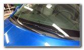 2017-2020 Hyundai Elantra Windshield Window Wiper Blades Replacement Guide