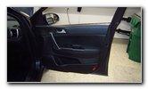 2017-2022 Kia Sportage Interior Door Panel Removal Guide