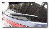 2017-2022 Kia Sportage Rear Wiper Blade Replacement Guide