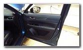 2017-2022 Mazda CX-5 Interior Door Panel Removal Guide