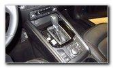 2017-2022 Mazda CX-5 Shift Lock Release Guide