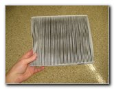 2018-2022 GM Chevrolet Equinox A/C Cabin Air Filter Replacement Guide