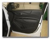 2018-2022 GM Chevrolet Equinox Plastic Interior Door Panel Removal Guide