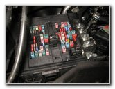 2018-2020 Ford Expedition Electrical Fuse Replacement Guide