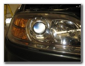 Acura Mdx Headlight Bulbs Replacement Guide 2001 2002