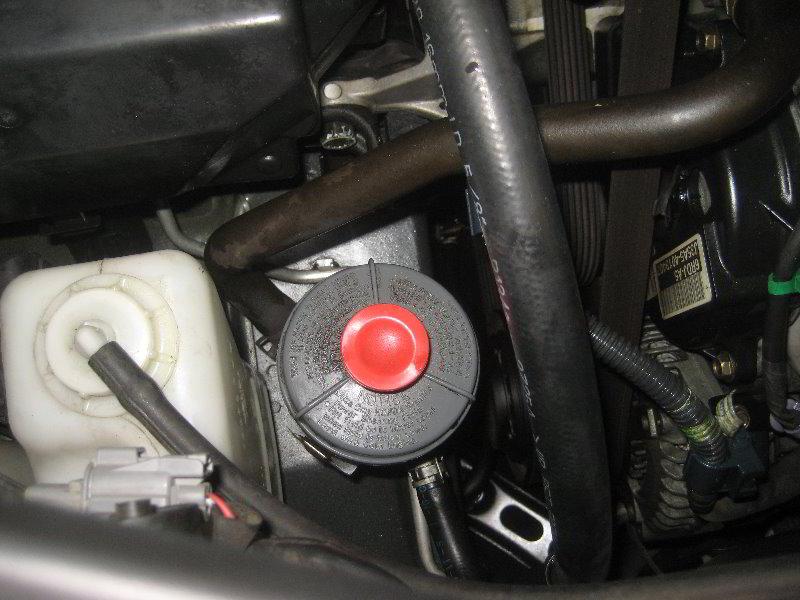 AcuraMDXPowerSteeringFluidReplacementGuide - Acura mdx power steering fluid