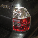 2001-2006 Acura MDX Tail Light Bulbs Replacement Guide