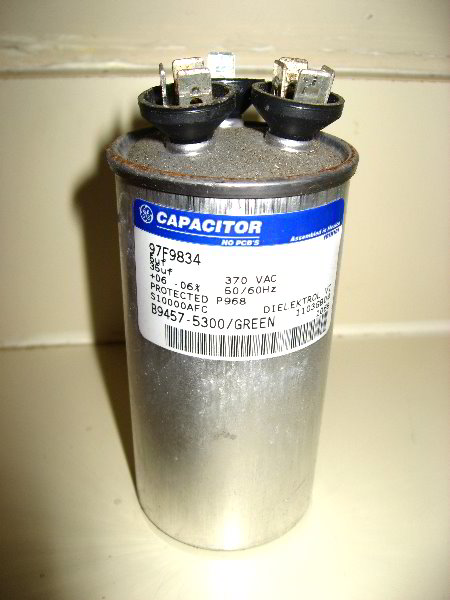 How Much Is A Capacitor For An Air Conditioner Manual Guide