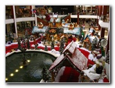 Aventura Mall Xmas Display Pictures - Miami, FL