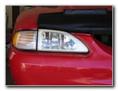 Buffing Old Faded Head Lights