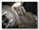 For Buick Cascada Encore Verano Chevrolet Trax Volt Rear Disc Brake Pads Monroe