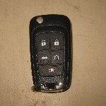 2010-2016 Buick LaCrosse Key Fob Battery Replacement Guide