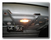 2010-2016 Buick LaCrosse Trunk Light Bulb Replacement Guide