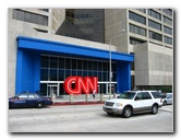 CNN Center VIP Studios Tour - Atlanta, GA