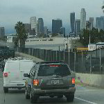 LA Rush Hour Traffic Pictures