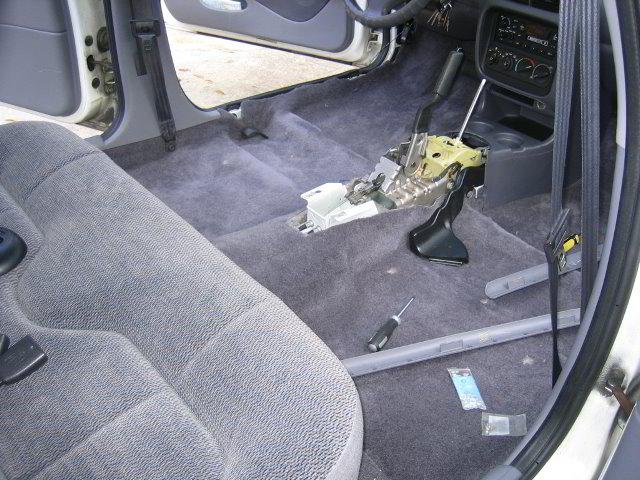 Dodge Stratus Carpet Replacement 06