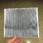 2015-2019 GM Chevrolet Colorado A/C Cabin Air Filter Replacement Guide