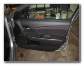 Chrysler 200 Interior Door Panel Removal Guide