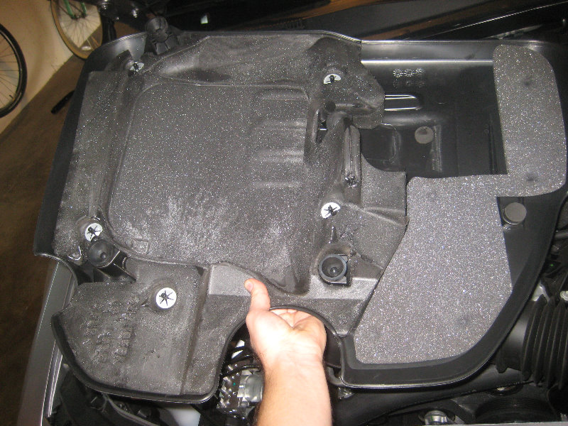how to change oil on a chrysler 300