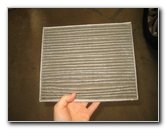 2017-2019 Chrysler Pacifica A/C Cabin Air Filter Replacement Guide