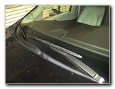 2017, 2018 & 2019 Chrysler Pacifica Windshield Wiper Blades Replacement Guide