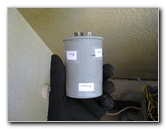 Comfortmaker HVAC Condenser Capacitor Replacement