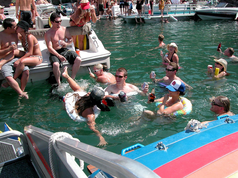 Best of Boat Naked Party Copper Canyon