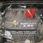 Dodge Avenger 2.4L I4 Engine Oil Change Guide