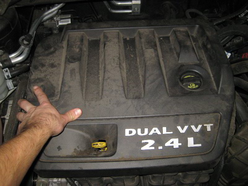 What Is A Spark Plug >> Dodge-Avenger-I4-Engine-Spark-Plugs-Replacement-Guide-027